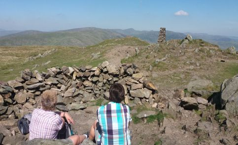 Red Screes