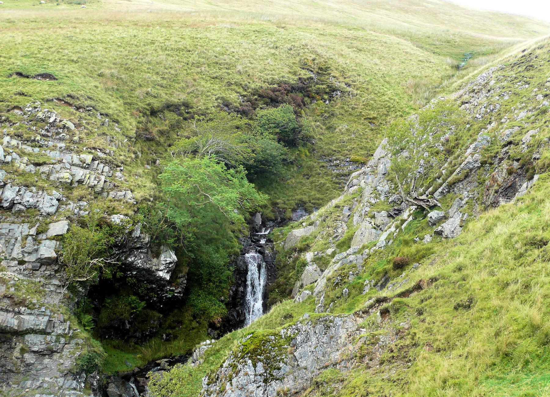 Wandale waterfall