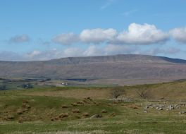 Whernside before Ribblehead
