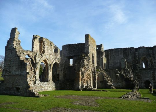Easby Abbey near Richmond