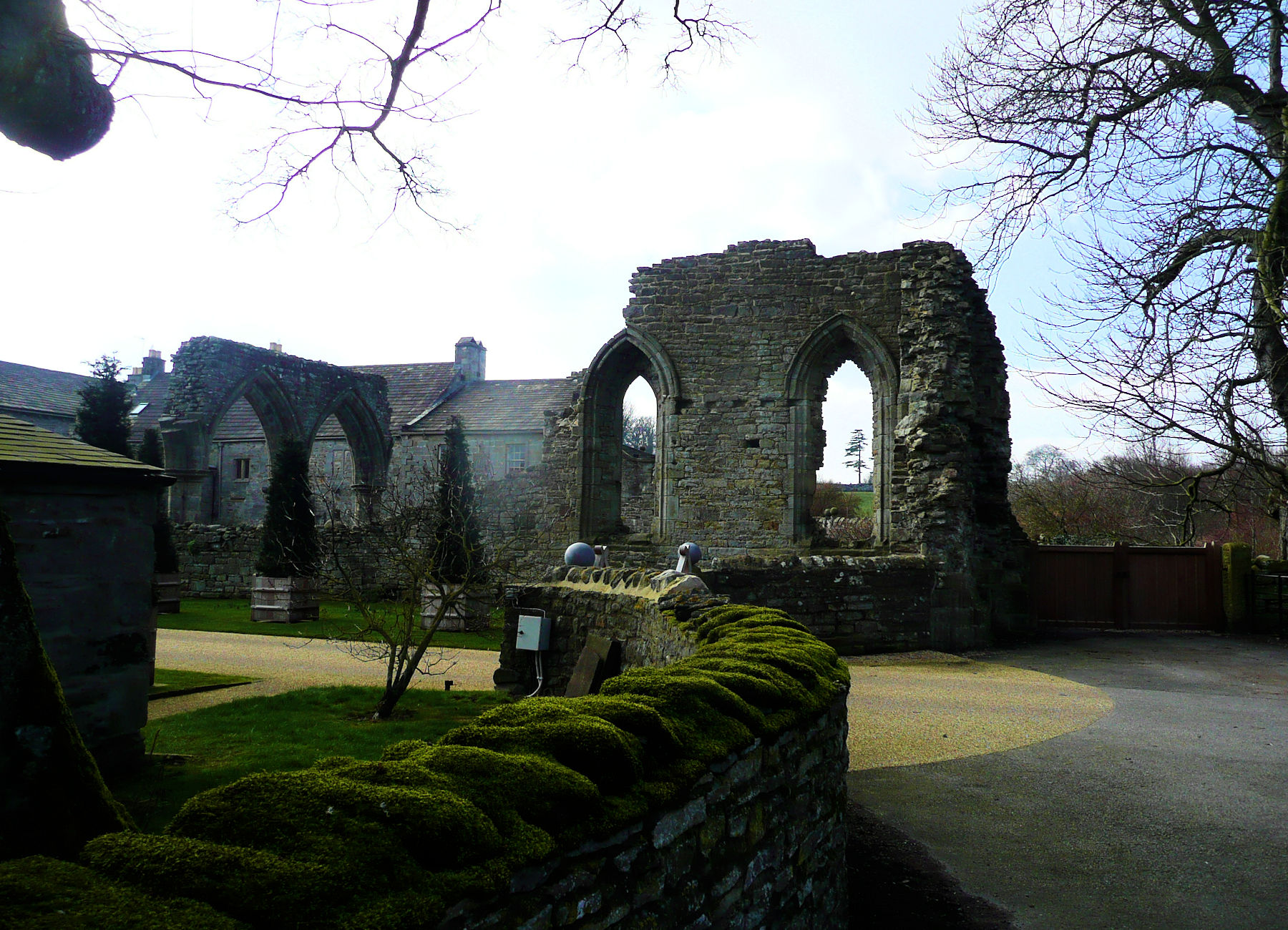 Coverham Abbey