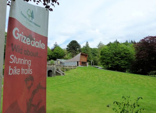 Grizedale Forest centre
