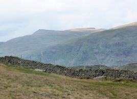 Kidsty Pike from Swindale