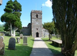 St Andrews Church, Dacre