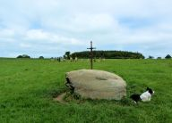 Stone circle near Sawley