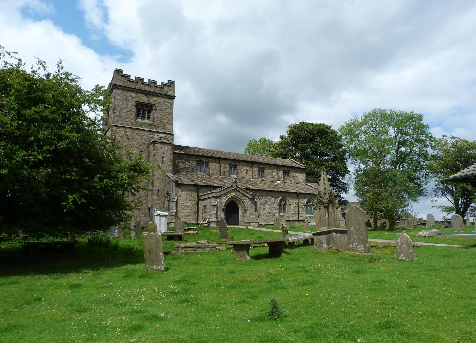 St Peters Church, Rylstone