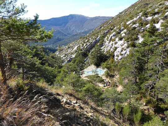 Near Col des Leques