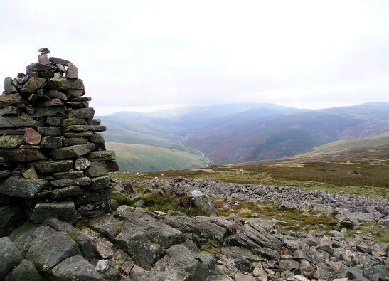 Summit Carrock Fell