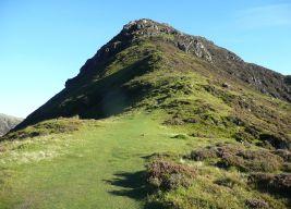 Steep ascent Fleetwith Pike