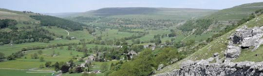 Above Buckden