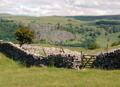 Near Stainforth