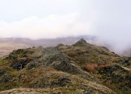 Summit Stickle Pike