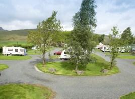 Troutbeck campsite