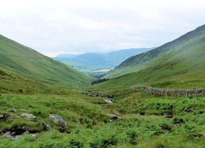 Glendaterra valley