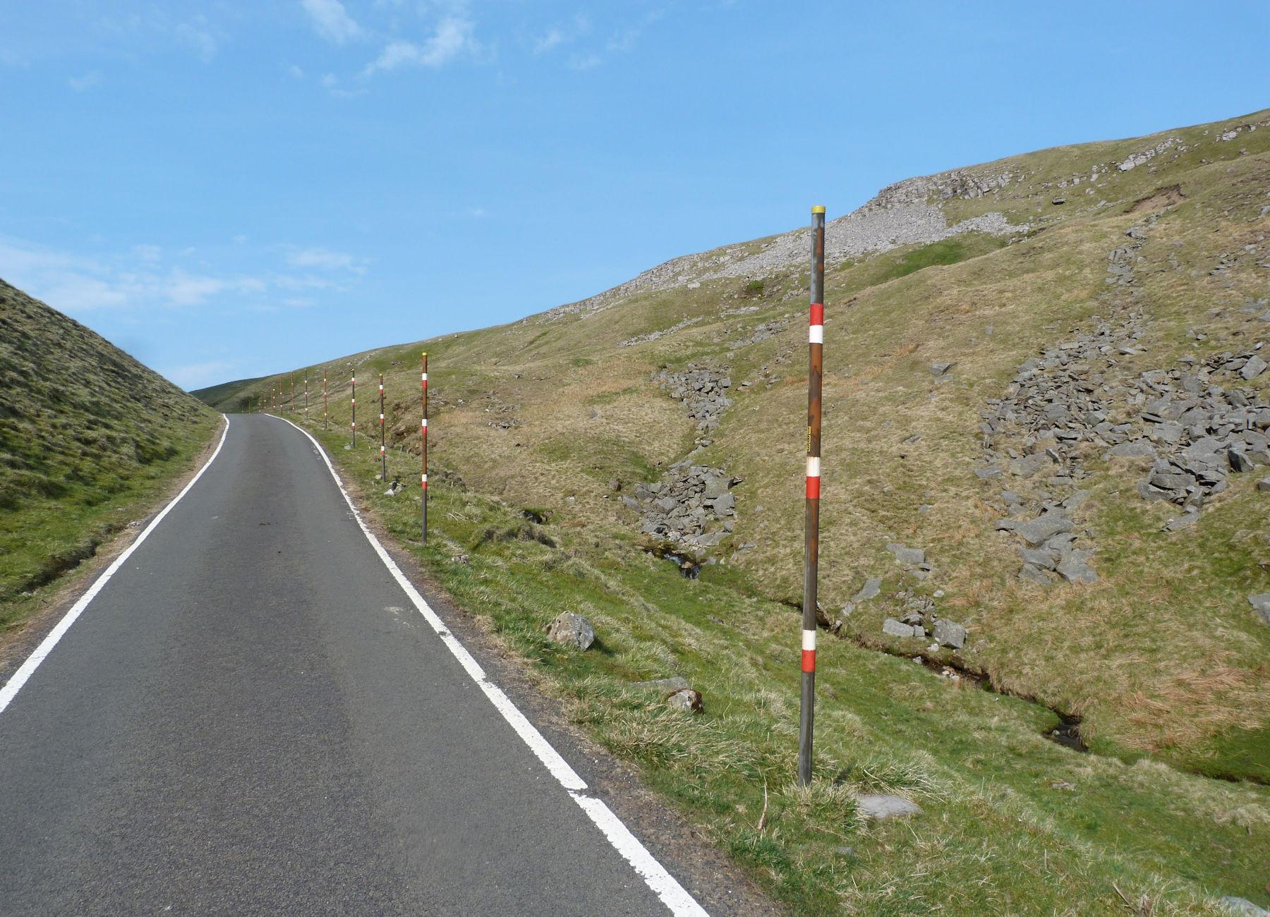 Nearing Great Dun Fell
