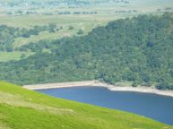 The dam on Haweswater