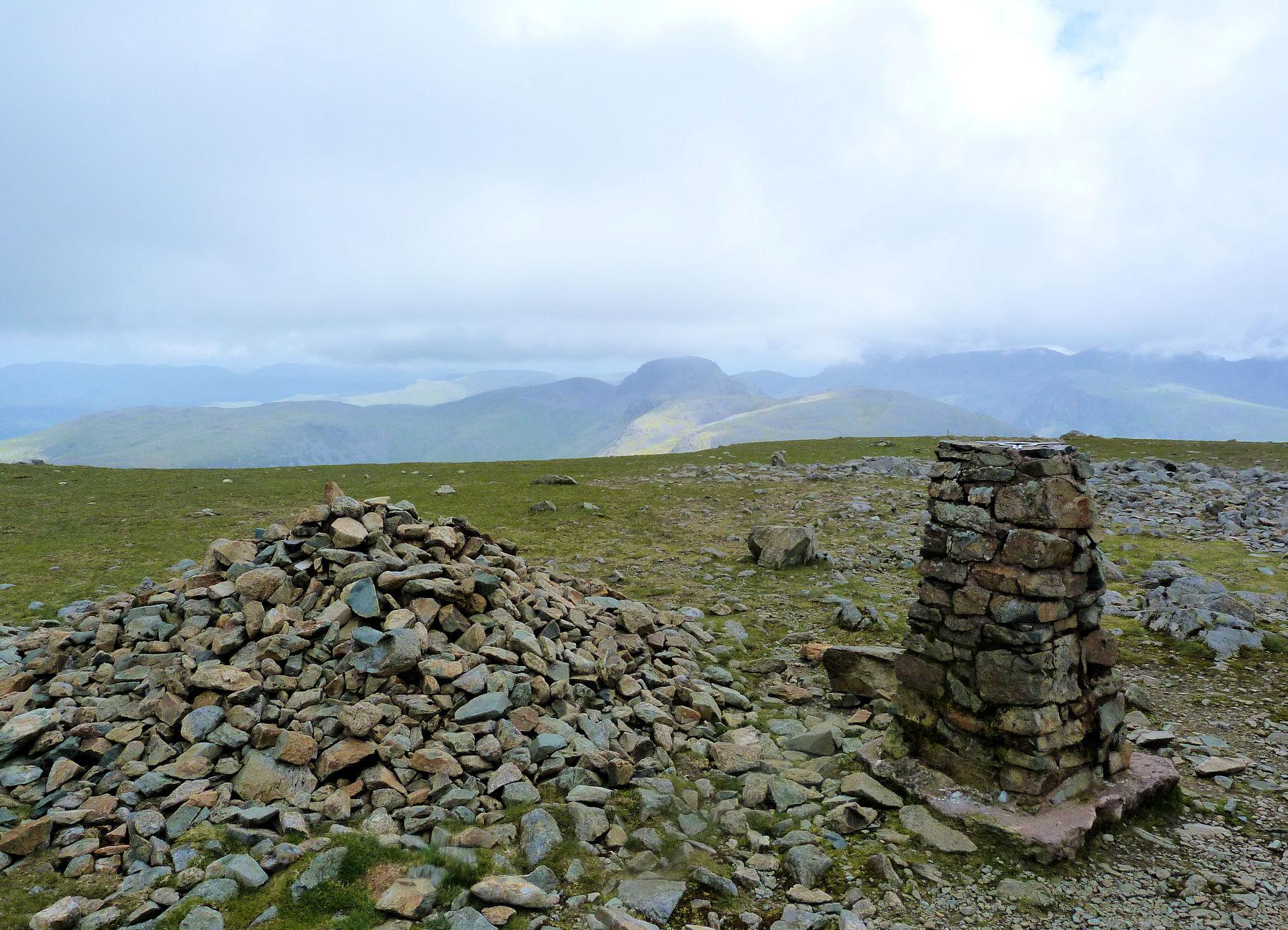 Summit of Pillar