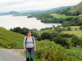 Hallin Fell over Howtown