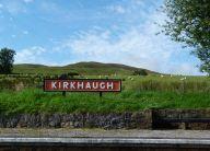 Kirkhaugh station