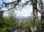 Summit area Claife Heights