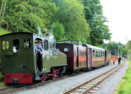South Tyndale railway