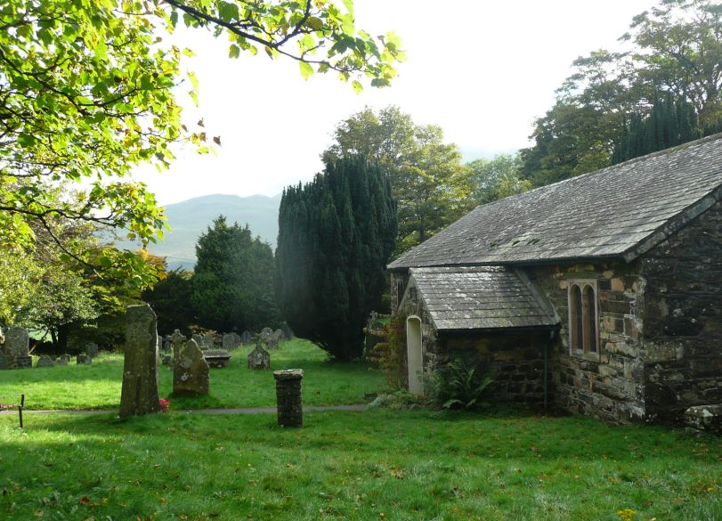 St John' in the Vale church