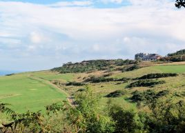 Ravenscar golf course
