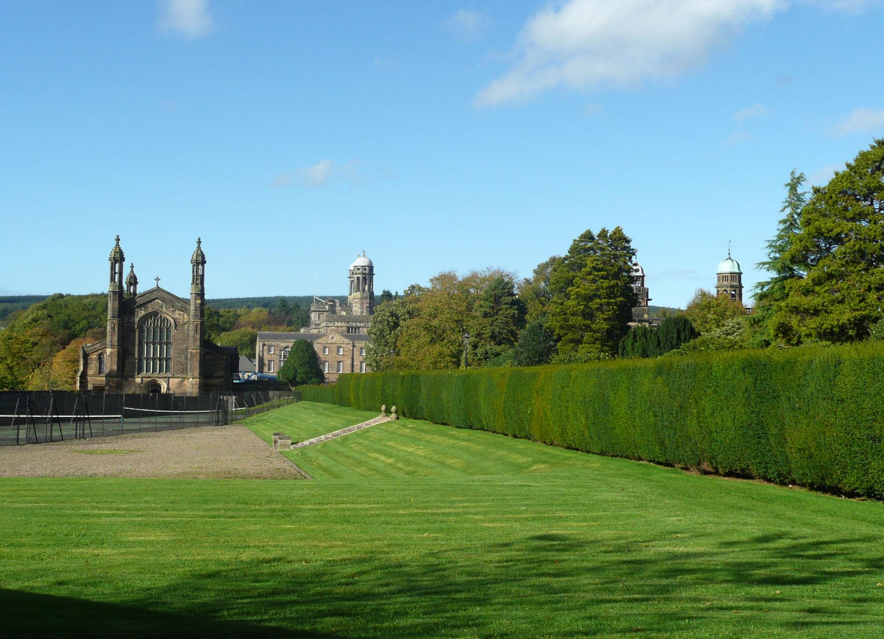 Stonyhurst College