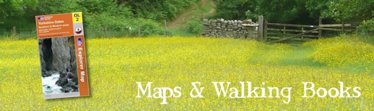 Maps & Walking Books