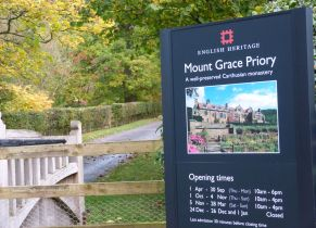 Mount Grace Priory - English Heritage