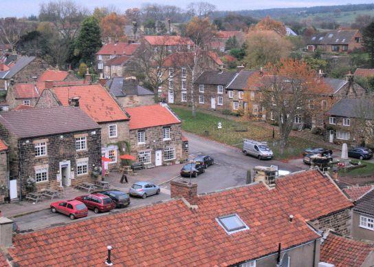 Osmotherley Rooftops