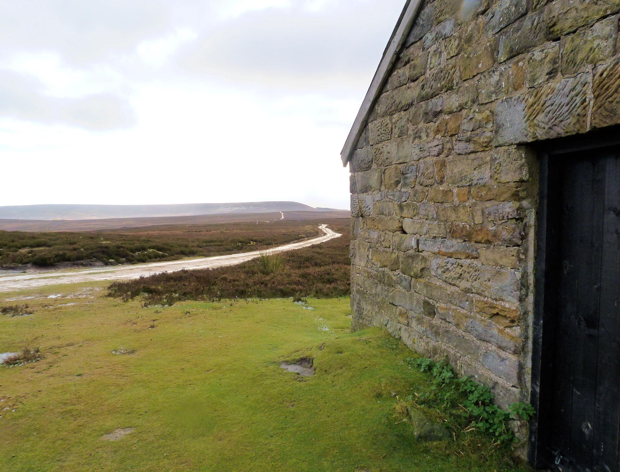 Shooting Lodge on Osmotherley Moor