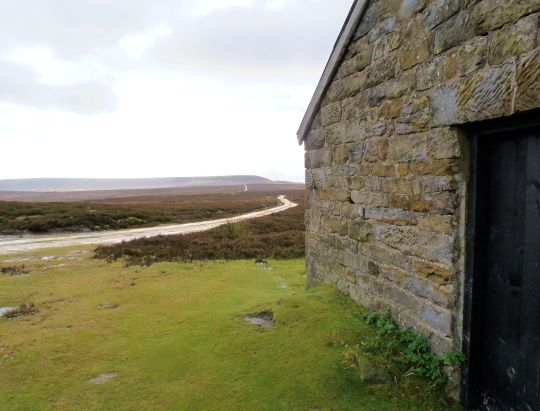 Shooting Lodge on Osmotherley Moor