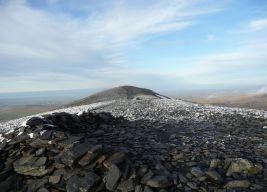 Summit Ridge Skiddaw