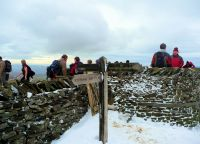 Summit Pen y Ghent