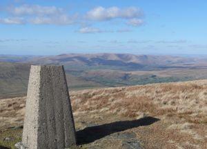 Crag Hill near Great Coum