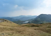 Stickle Tarn from Blea Rigg