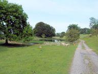 Jervaulx Abbey estate