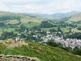 Ambleside looking north