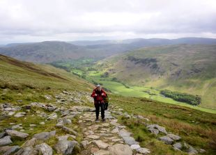 Climb from Glenridding