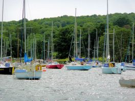Marina at Coniston