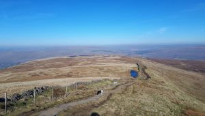 Whernside 3 Tarns