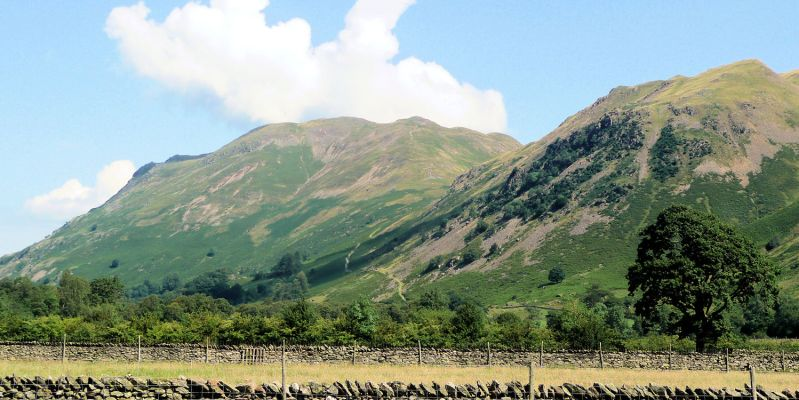 Place Fell from Patterdale