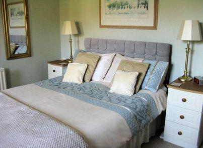 Croft Corner double bedroom