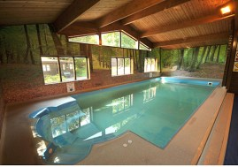 Colwith - on site pool