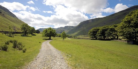 grisedale approach