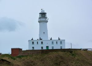 Lighthouse at Flamborough Head