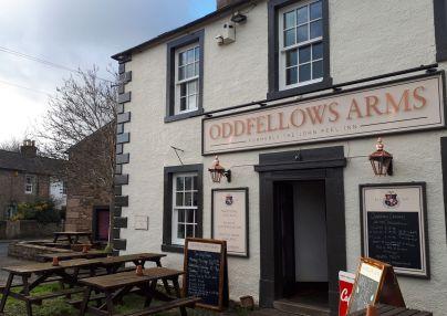 Oddfellows Arms, Caldbeck