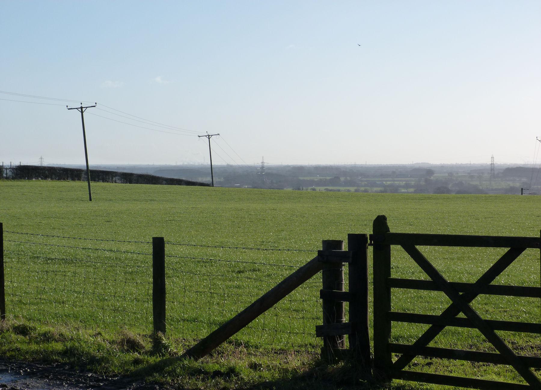 The Vale of York Cornborough