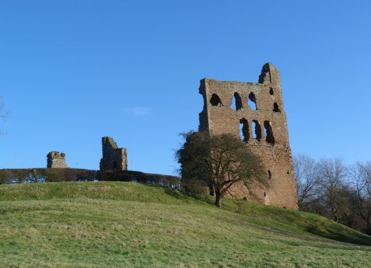 The Castle at Sheriff Hutton